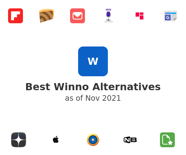 Best Winno Alternatives