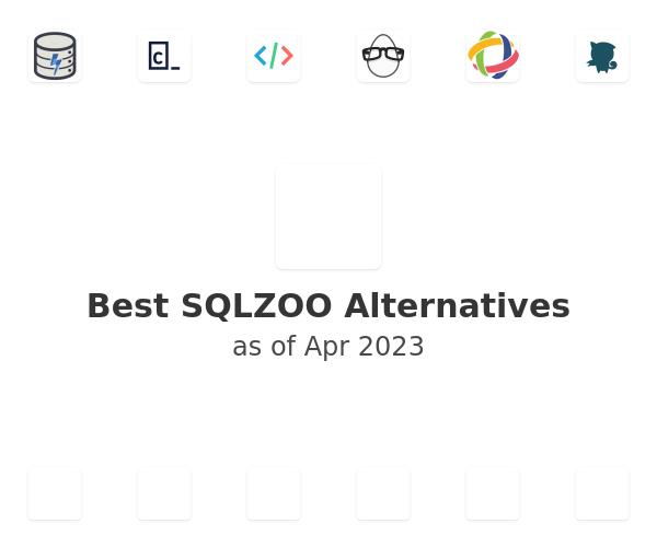 Best SQLZOO Alternatives