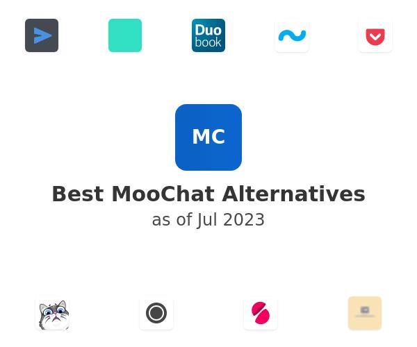 Best MooChat Alternatives