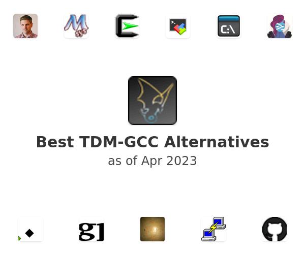 Best TDM-GCC Alternatives