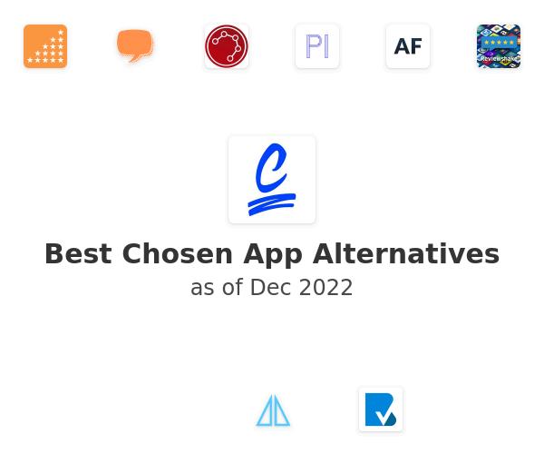 Best Chosen App Alternatives