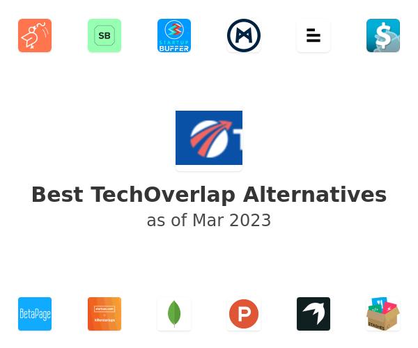 Best TechOverlap Alternatives