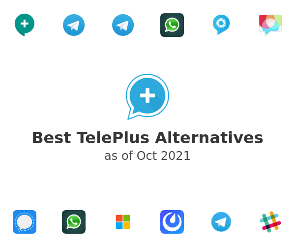 Best TelePlus Alternatives