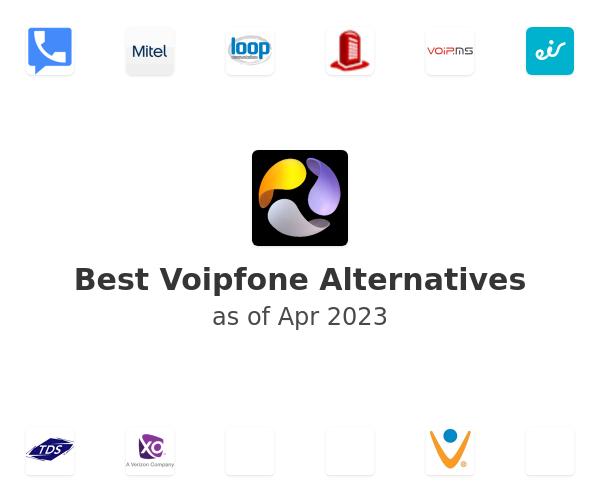 Best Voipfone Alternatives