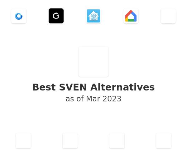 Best SVEN Alternatives