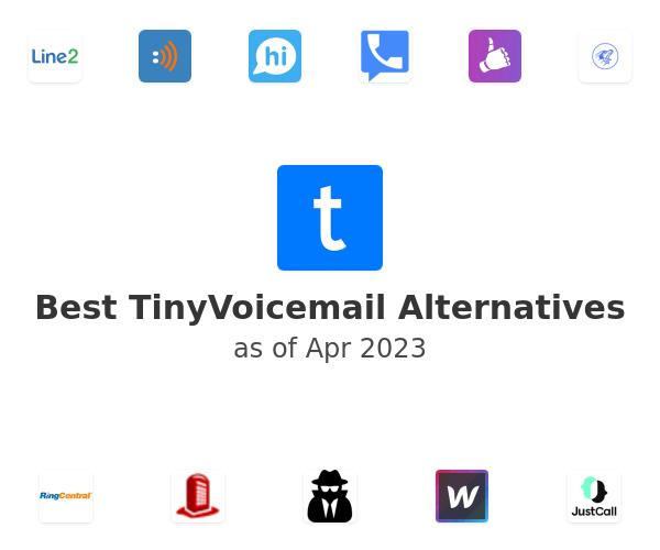 Best TinyVoicemail Alternatives