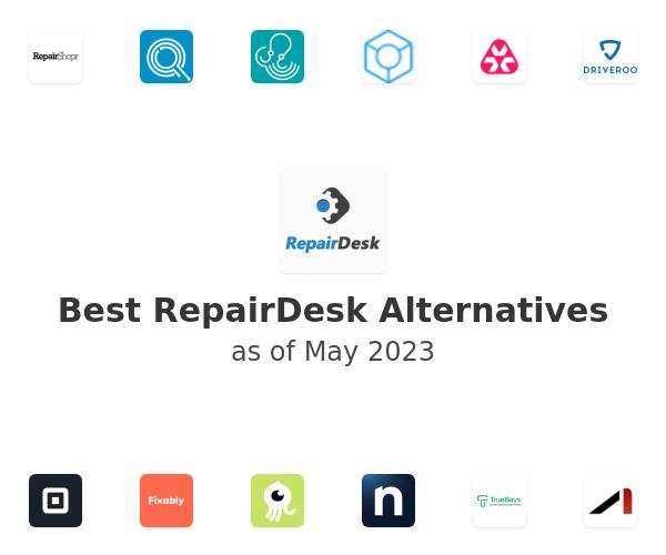 Best RepairDesk Alternatives