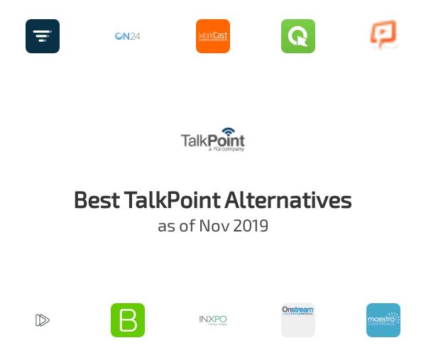 Best TalkPoint Alternatives