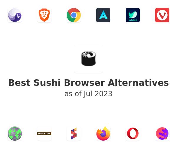 Best Sushi Browser Alternatives