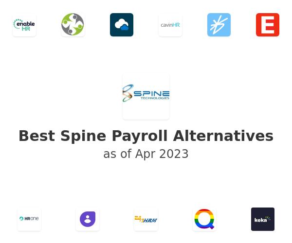 Best Spine Payroll Alternatives