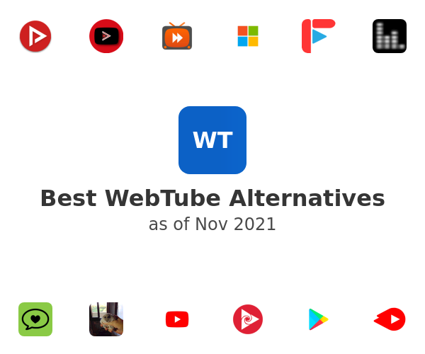 Best WebTube Alternatives