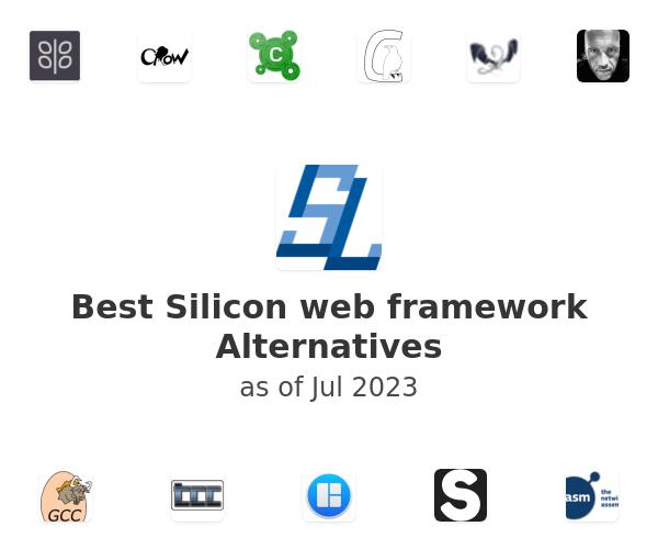 Best Silicon web framework Alternatives
