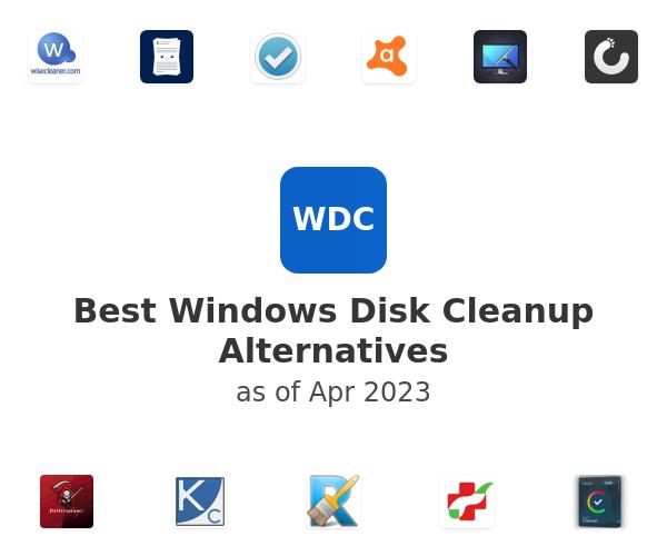 Best Windows Disk Cleanup Alternatives