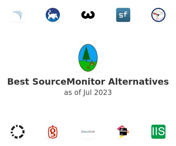 Best SourceMonitor Alternatives