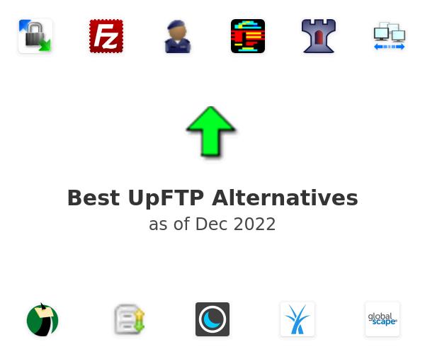 Best UpFTP Alternatives
