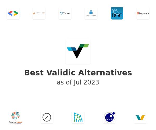 Best Validic Alternatives