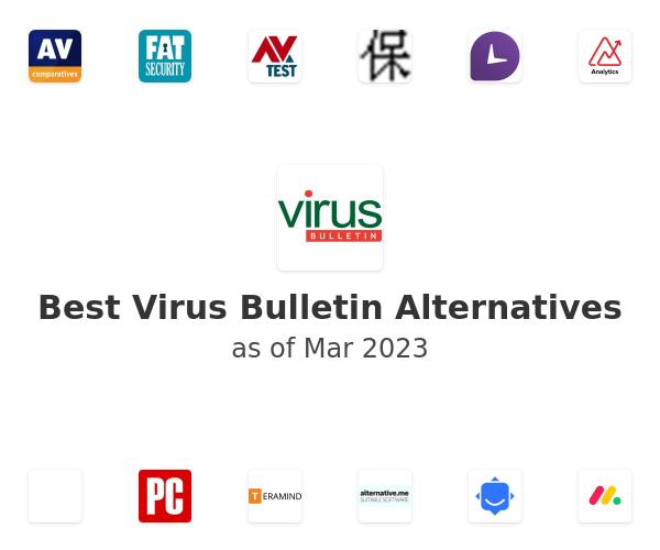 Best Virus Bulletin Alternatives