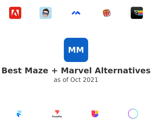 Best Maze + Marvel Alternatives