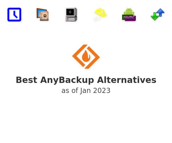 Best AnyBackup Alternatives