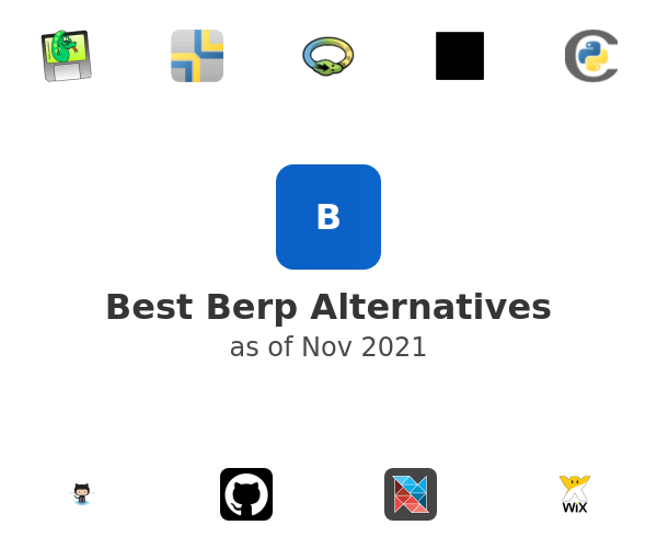 Best Berp Alternatives