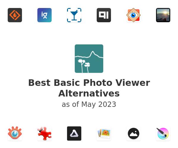 Best Basic Photo Viewer Alternatives