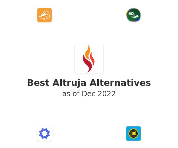 Best Altruja Alternatives