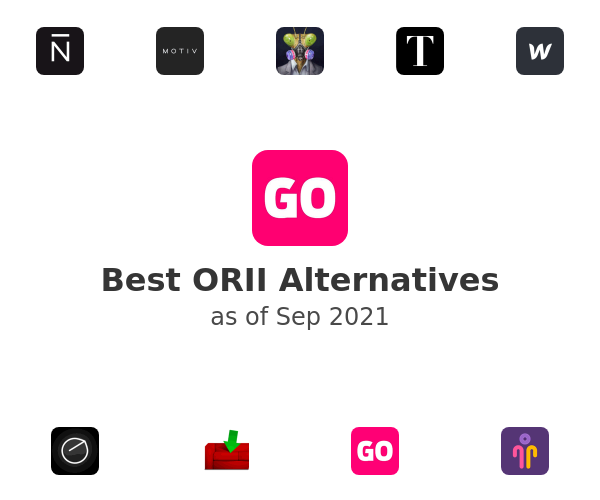 Best ORII Alternatives