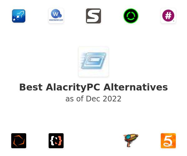 Best AlacrityPC Alternatives