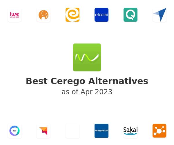 Best Cerego Alternatives