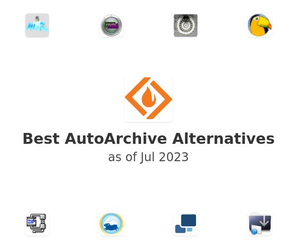 Best AutoArchive Alternatives