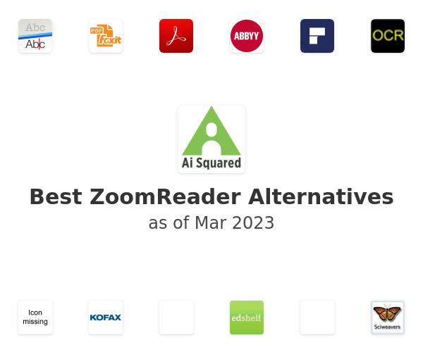 Best ZoomReader Alternatives