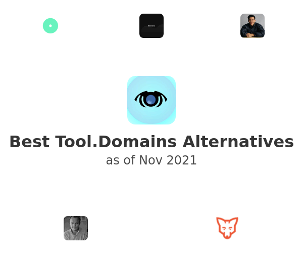 Best Tool.Domains Alternatives