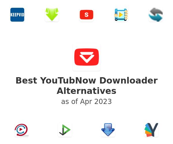 Best YouTubNow Downloader Alternatives