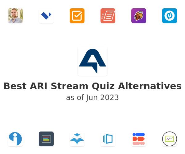 Best ARI Stream Quiz Alternatives