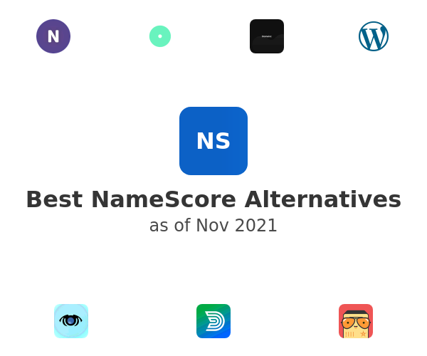 Best NameScore Alternatives