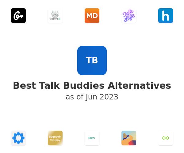 Best Talk Buddies Alternatives