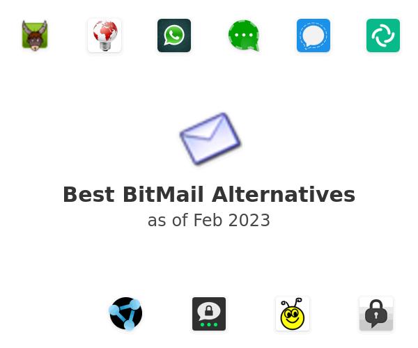 Best BitMail Alternatives