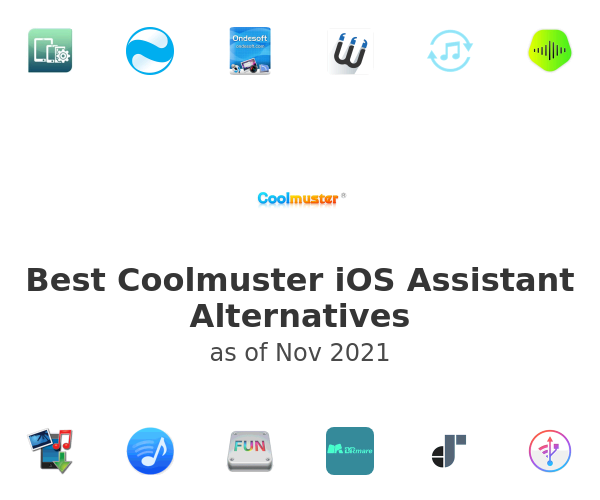 Best Coolmuster iOS Assistant Alternatives