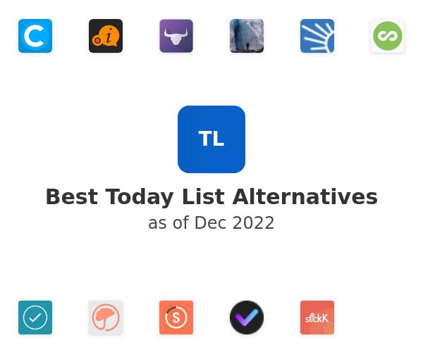 Best Today List Alternatives
