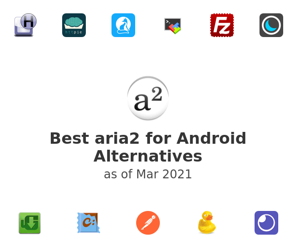 Best aria2 for Android Alternatives