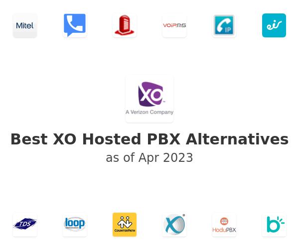 Best XO Hosted PBX Alternatives
