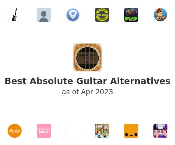 Best Absolute Guitar Alternatives
