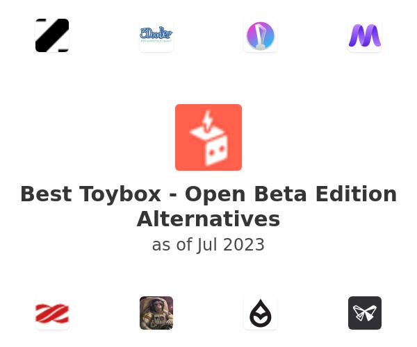 Best Toybox - Open Beta Edition Alternatives