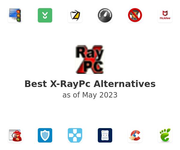 Best X-RayPc Alternatives