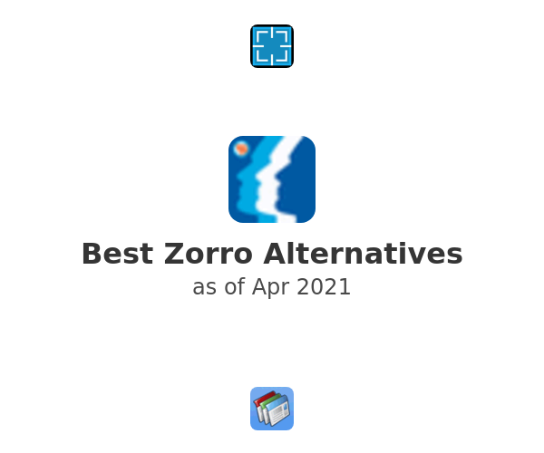 Best Zorro Alternatives