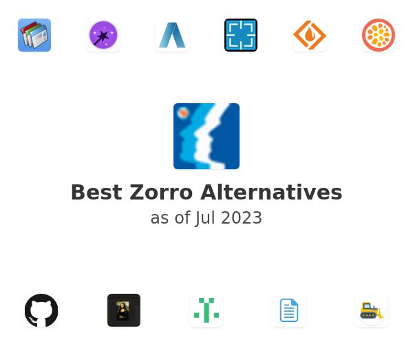 Best Zorro Alternatives
