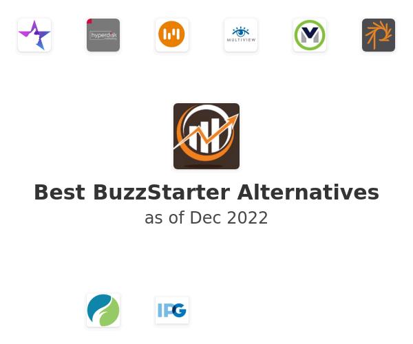 Best BuzzStarter Alternatives