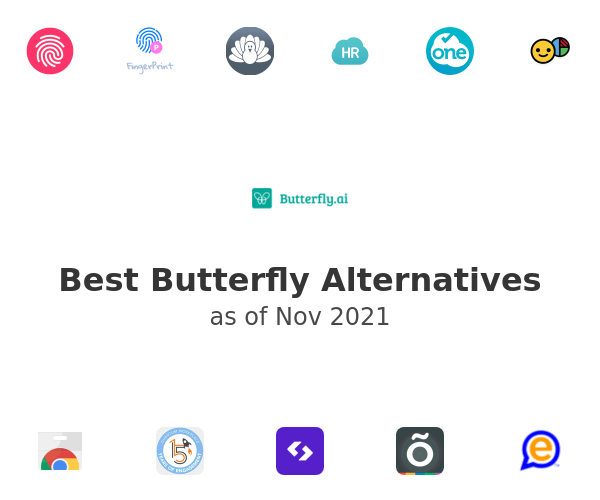 Best Butterfly Alternatives