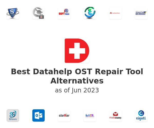Best Datahelp OST Repair Tool Alternatives