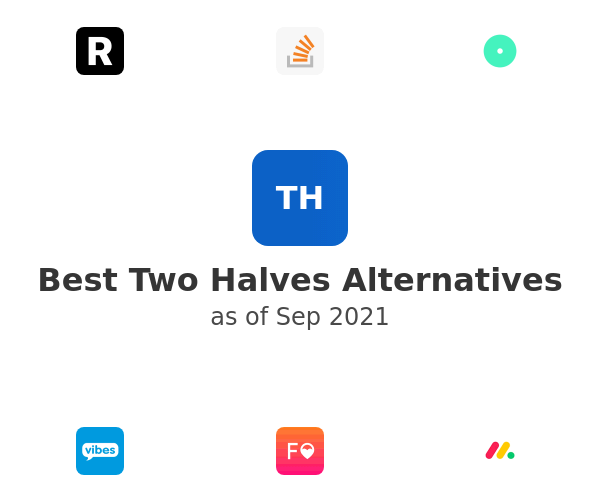 Best Two Halves Alternatives